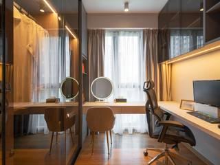 Rivercove II Mr Shopper Studio Pte Ltd Modern study/office