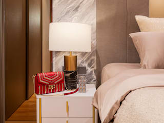 Rivercove II Mr Shopper Studio Pte Ltd Modern style bedroom