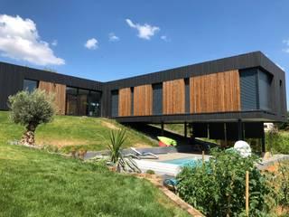 Hugues Tournier Architecte Casas modernas