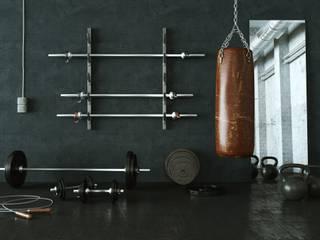 press profile homify Modern gym