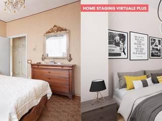 InstantRender Modern style bedroom