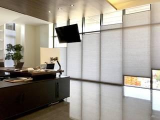 MSBT 幔室布緹 Phòng học/văn phòng phong cách hiện đại Grey