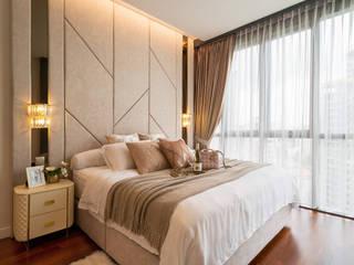 The Arte Mr Shopper Studio Pte Ltd Modern style bedroom