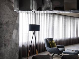 潤澤明亮設計事務所 Столовая комната в стиле модерн