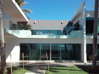 Struo arquitectura Single family home Concrete White