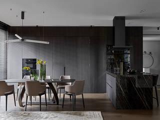 TM Italia Built-in kitchens Wood