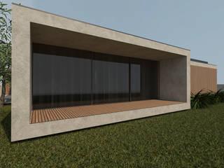 HABITAÇÃO UNIFAMILIAR EM ESMORIZ Salomé Ventura Arquitecta Moradias