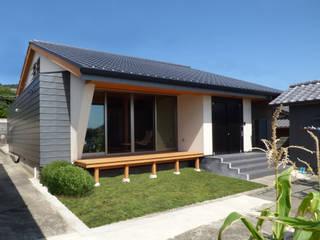 古民家をフルリノベーションした二世帯住宅「久能の家」 原 空間工作所 HARA Urban Space Factory 木造住宅 無垢材