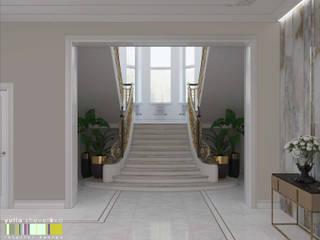 Мастерская интерьера Юлии Шевелевой Stairs