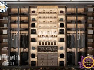 Luxury Antonovich Design Вбиральня