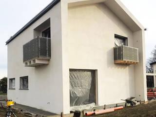 Villa Mirabilis, 210 mq – Mirano (VE) Biocasanatura - case in legno Casa di legno Legno