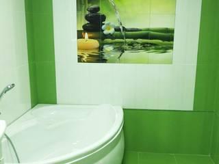 Pavlin Art Walls & flooringWall tattoos Tiles Green