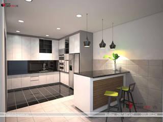 CÔNG TY TNHH TRANG TRÍ NỘI THẤT NHẤT HUY KitchenKitchen utensils MDF White