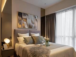 Amber 45 Mr Shopper Studio Pte Ltd Modern style bedroom