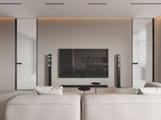 YOUSUPOVA Living room