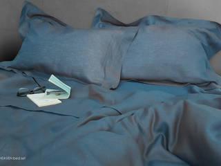 POEMO DESIGN DormitoriosTextiles Lino Azul