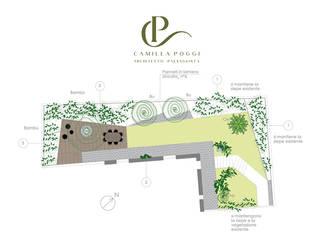 Camilla Poggi | Architetto Paesaggista Minimalist style garden