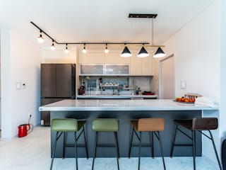 한글주택(주) Małe kuchnie
