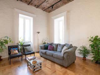 Facile Ristrutturare Ruang Keluarga Klasik