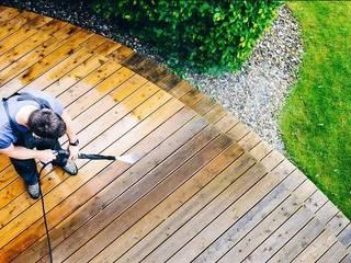 Waldorf Pressure Washing Pros Balkon
