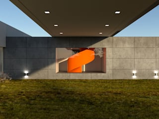 D'ODORICO arquitectura Scale Arancio