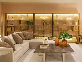 Elaine Ramos | Arquitetos Associados Living room