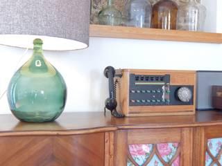 maria inês home style Wohnzimmer im Landhausstil