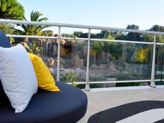UNISSIMA Home Couture Balconies, verandas & terraces Accessories & decoration Multicolored