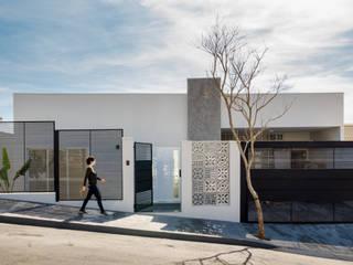 Obra Nueva - Casa Unifamiliar Luciane Gesualdi   arquitectura y diseño Casas unifamilares Hormigón Blanco