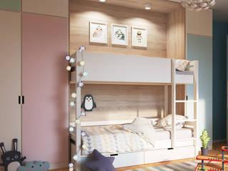 Bedroom Artesive Nursery/kid's roomAccessories & decoration Wood-Plastic Composite