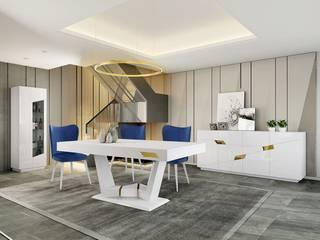 Intense mobiliário e interiores 다이닝 룸드레서 & 사이드보드