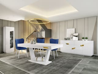 Intense mobiliário e interiores Dining roomDressers & sideboards