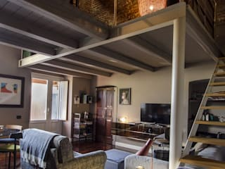 MM Interni Living roomSofas & armchairs