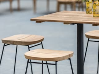 Livarea Balconies, verandas & terraces Furniture Wood