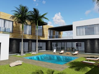 Daniel Teyechea, Arquitectura & Construccion Maison individuelle