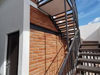 Daniel Teyechea, Arquitectura & Construccion Escalier