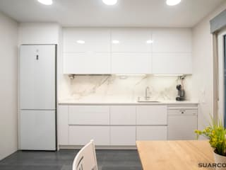 Suarco Built-in kitchens White