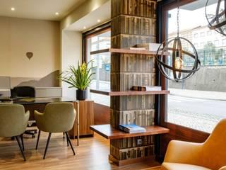 Oficina Design Espacios comerciales de estilo clásico