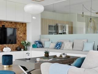 Maison Heiwa Julie Chatelain Salon moderne