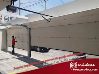 Puertas Automaticas - PERU DOOR