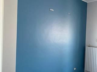 Il colore nei miei progetti Silvia Camporeale Interior Designer Cucina attrezzata Laterizio Blu