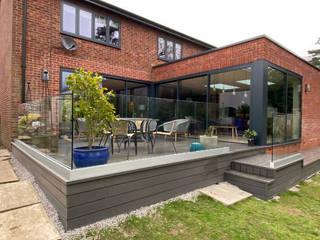 Glass Balustrade Gloucester Origin Architectural Balconies, verandas & terraces Accessories & decoration Glass Transparent