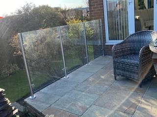 Glass Balustrade in Lewisham Origin Architectural Balconies, verandas & terraces Accessories & decoration Glass Transparent