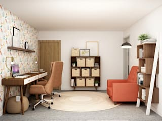 press profile homify Study/officeAccessories & decoration