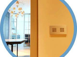 Indomotiq, Inmótica y Domótica (Zona norte) Salon moderne