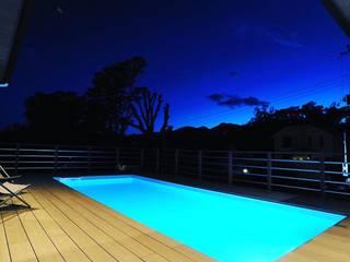 PROSPERDESIGN ARCHITECT OFFICE/プロスパーデザイン 庭院泳池