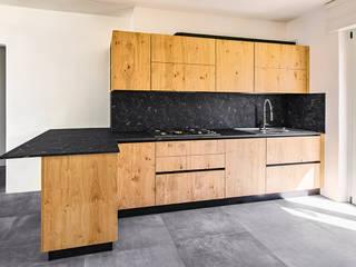 Fab Arredamenti su Misura Cocinas equipadas Madera Acabado en madera