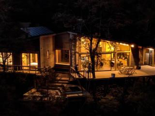 WINTERI Passive house Wood