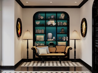 Công ty TNHH Thiết kế và Ứng dụng QBEST Paredes y pisosColores y acabados