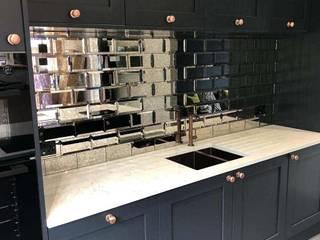 Luxum KitchenAccessories & textiles Tiles Metallic/Silver